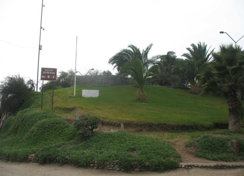BATALLA DE MAIPU CERRO PRIMO DE RIVERA