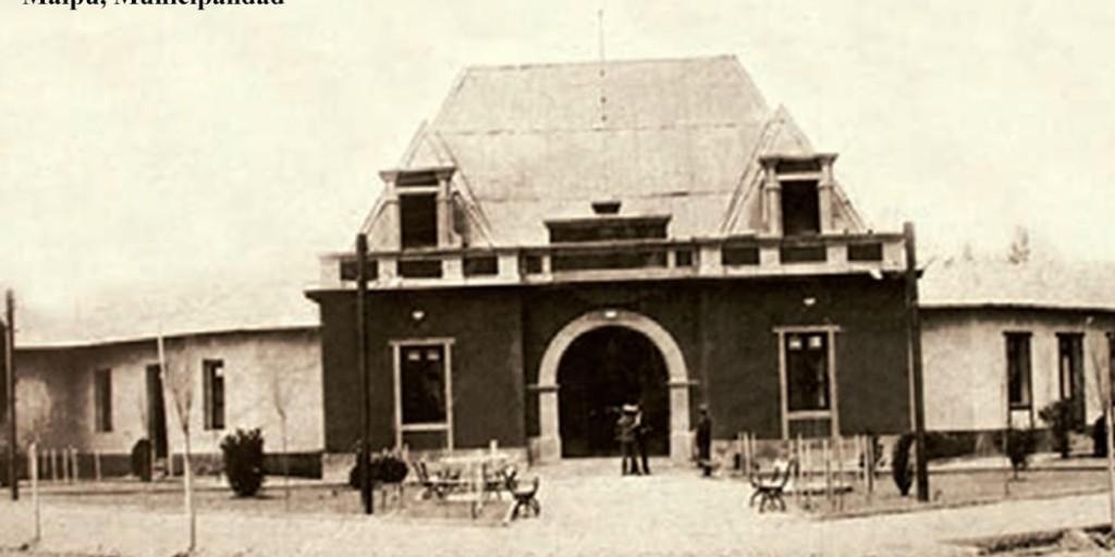antigua municipalidad de maipú