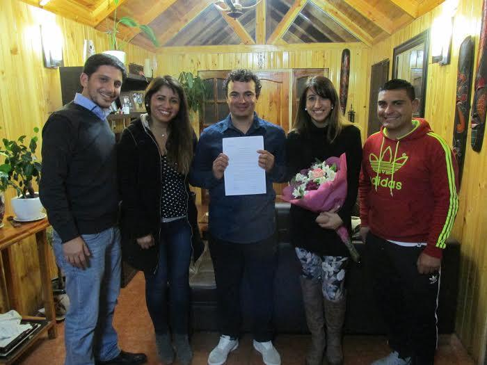 proactiva  y convenio con club deportivo de rinconada Lo Vial