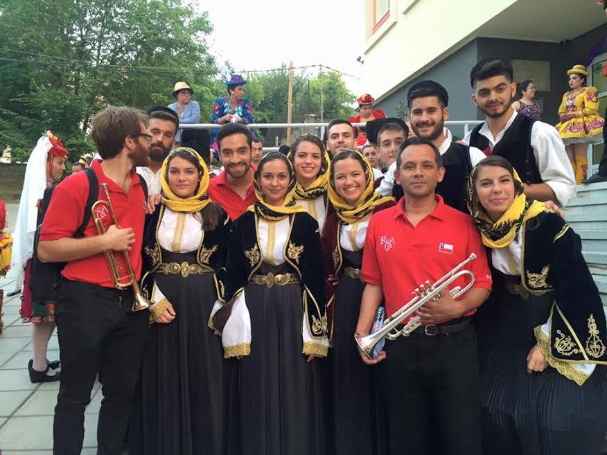 banda renacer en bulgaria