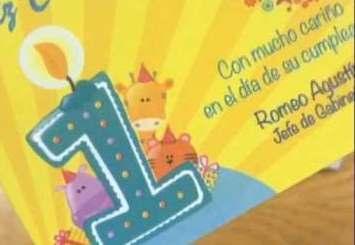 cumpleaños de romeo 3 modificado