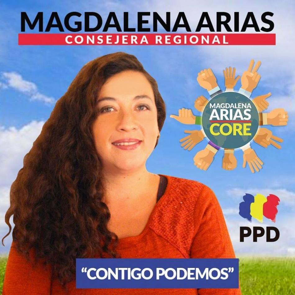 magdalena arias