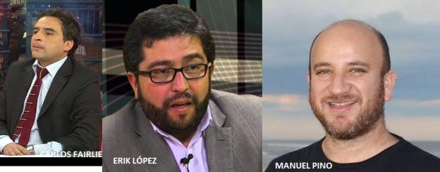 COLLAGE FAIRLIE, LOPEZ,MANUEL PINO