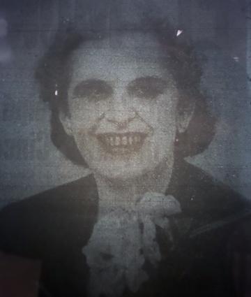 Misiá Juanita Weber de Amunátegui. *
