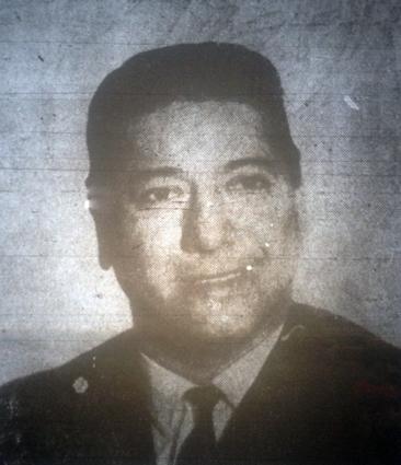 Gumercindo Neira, regidor de Maipú.