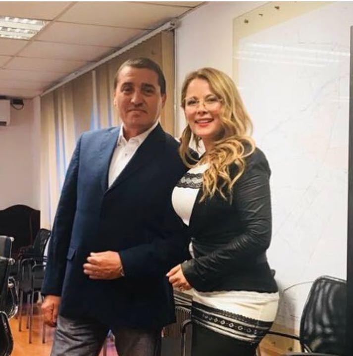 Luis Neira y Cathy Barriga
